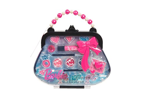 "Barbie Doll-icious Make-Up Case ""Colors may vary"" - 1"