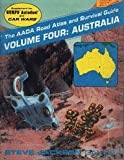 img - for The Aada Road Atlas and Survival Guide Volume Four: Australia #6304 (Supplement for Gurps Autoduel and Car Wars) book / textbook / text book