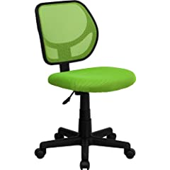 Mid-Back Mesh Task Chair and Computer Chair
