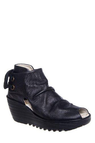 Yema Comfort Mid Heel Wedge