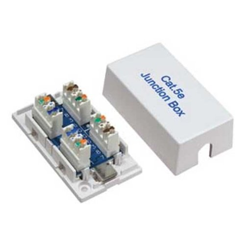 SF Cable, CAT5E Junction Box, 110 Punch Down Type UL listed
