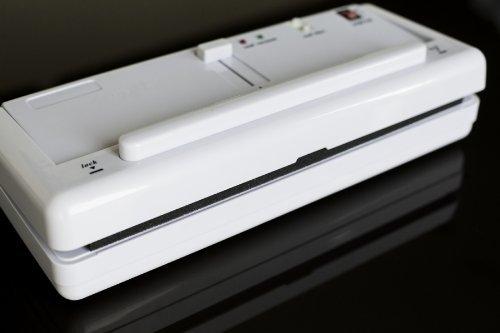 "Keep Fresh Vacuum Sealer - 220V (4Mm Seal) - With 30 Free Clear Vacuum Bags (8"" X 10"" 3.0 Mil)"