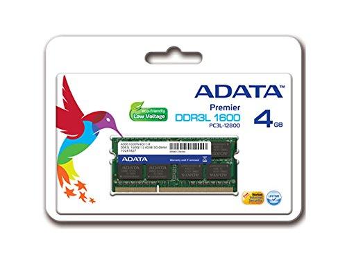 DDR3 S.O.DDR3L-1600 4GB ADDS1600W4G11-R