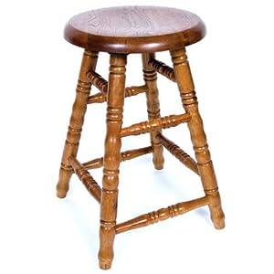 Amazon.com: Swivel Bar Pub Kitchen Island Counter Stool Barstool Seat