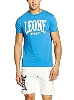 Leone 1947 Camiseta Manga Corta Lsm561 (Azul Royal)