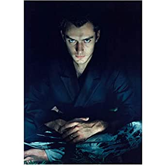 Jude Law 8 & 10 Photo Sherlock Holmes Enemy at the Gates Cold Mountain
