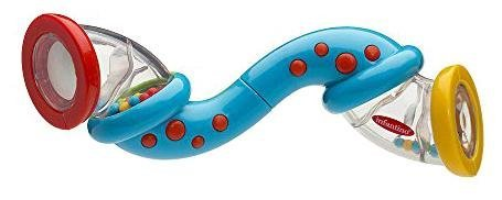 Infantino Lil' Twister Bead Rattle