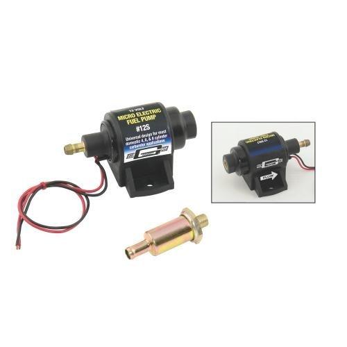Mr. Gasket 12S Micro Electric Fuel Pump (Chevette Carburetor compare prices)