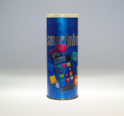 "Spardose ""Smartphone"" - Individualisierbar mit Namen - Slim Design"