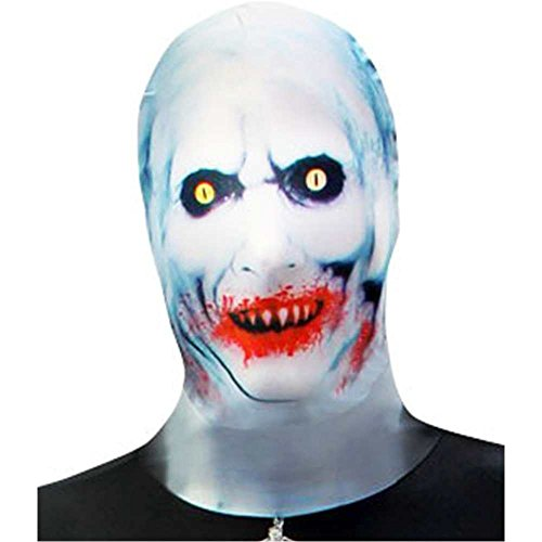 Scary Dracula Vampire Morph Mask - One Size