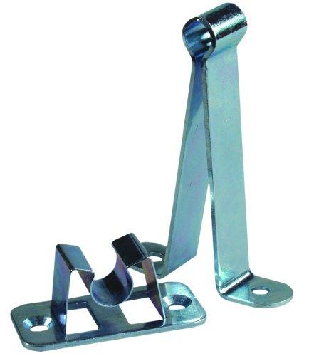 JR Products 10535 3 inch Metal/Metal C-Clip Style Door Holder (Rv Metal Door Holder compare prices)