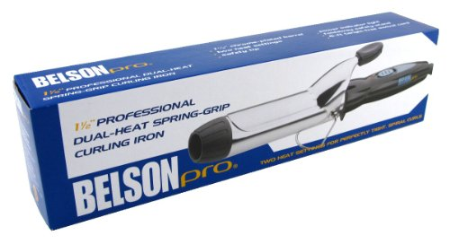 Belson Pro Curl Iron 1-1/2″ (Case of 6)
