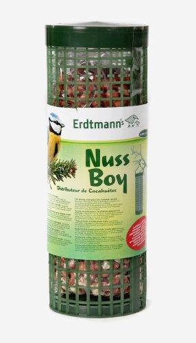 Erdtmann's Vogelfutter plus Spender Nussboy