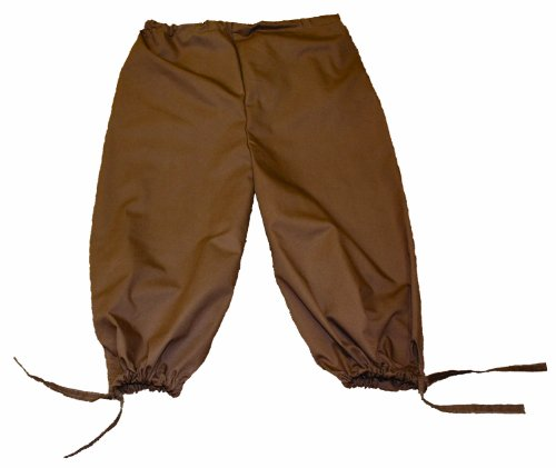 Alexanders Costumes Renaissance Knickers, Brown, One Size (Renaissance Pants Men compare prices)