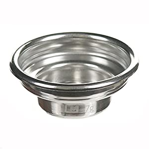 La Marzocco Stainless Steel Advanced Precision Portafilter Basket Insert - OEM Part