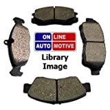 Suzuki Grand Vitara 2.0L Jul/2003>Nov/2005 Front Brake Pads