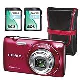 RED DIGITAL CAMERA FUJIFILM JZ100 + SD 8GB + CASE