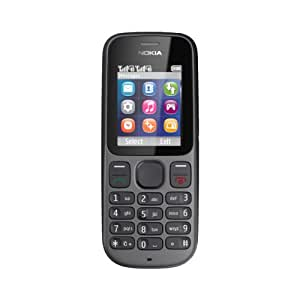 Nokia 101, Dual SIM, Nero [Germania]