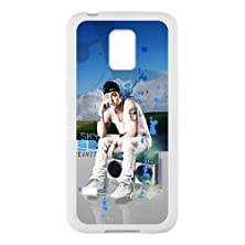 buy Stylish Design Print Hot Singer Mac Miller Cool Man Pictures 3D Waterproof Case For Samsung Galaxy S5 Mini Laser Cover-4