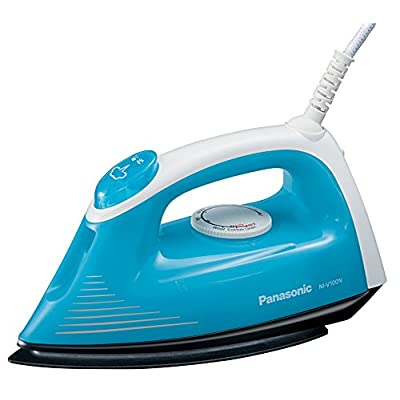 Panasonic NI-V100NAARM 1200-Watt Steam Iron (Blue)
