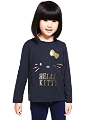 Hello Kitty Sparkle Effect T-Shirt