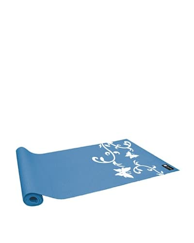 IGym Yoga Mat Azul / Blanco