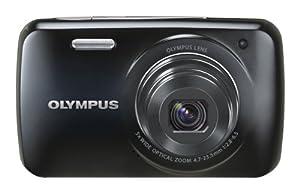 Olympus VH-210 Appareil photo numérique  14 Mpix Zoom optique 5x Noir