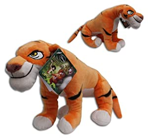 Amazon.com: Shere Khan Tigger 12'' Original Plush Toy Disney The