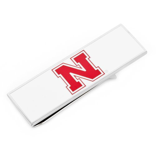 NCAA University of Nebraska Cornhuskers Money Clip