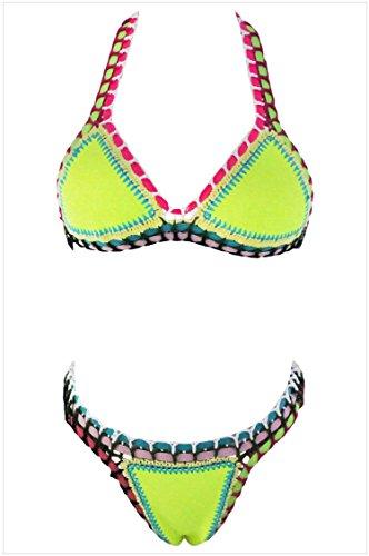 MEINICE -  Bikini  - Donna giallo L