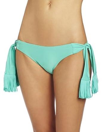fringed bikini bottom