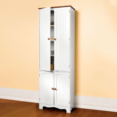 Free Shipping Wooden Kitchen Pantry Cabinet/Kitchen