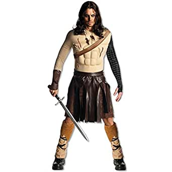 Rubies Costume Company Mens Conan The Barbarian - Deluxe Conan Adult Costume
