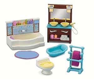 Fisher Price Loving Family Bathroom