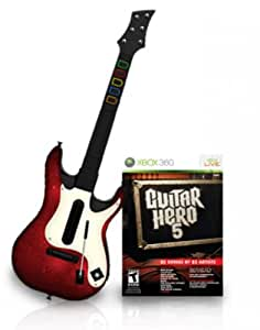 Guitar Hero 5 + guitare