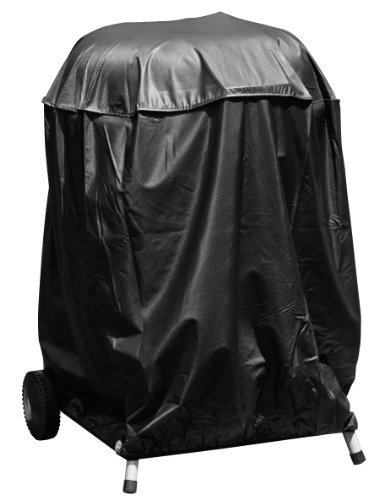 Backyard Basics 07214GDBB Kettle Grill Cover, 30-Inch by 29-Inch (Kettle Q compare prices)