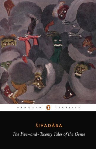 The Five-and-Twenty Tales of the Genie (Penguin Classics)