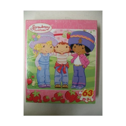 Strawberry Shortcake Berry Fun 63pc Puzzle