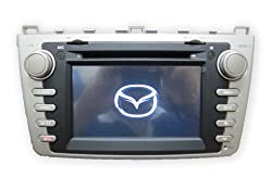 See OTTONAVI Mazda 6 09-11 OEM Replacement OEM Fitment In Dash Double Din Touch Screen iPod DVD GPS Navigation Radio S60 Model 2007-2011 Details