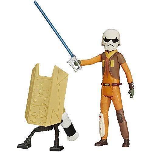 "Star Wars Rebels 3.75"" Desert Mission Ezra Bridger Figure"
