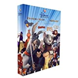 Spaniard Animation Collection - 7-DVD Box Set ( Donkey Xote / Gisaku / Pinocchio 3000 / Nocturna / Goomer / El Rat�n P�rez (Hairy Tooth Fairy) / El Cid: La leyenda (El Cid: The Legend) )by Sancho Gracia