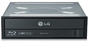 LG BH16NS55 16x2x12xBDRW 16x12x16xDVD+RW 16x6xDVD-