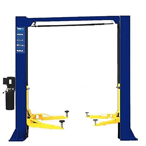 10000 Lb Car Lift >> Eplus 2 Post Over Head Car Auto Truck Hoist Lift L1100 10,000 Lb Free Shipping to Commercial ...