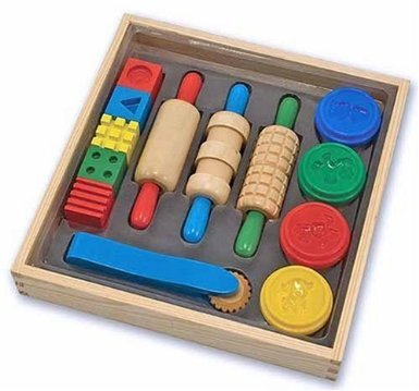 MELISSA & DOUG SHAPE MODEL AND MOLD (Set of 3)