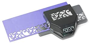 EK Success Tools Edger Punch, Scroll Pattern, Large, Old Package