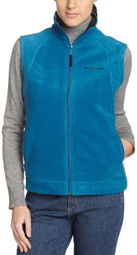 Columbia Women's Sapphire Sky Fleece Vest