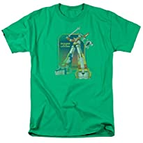 Distressed Defender Voltron T-Shirt