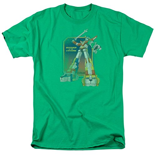 Distressed Defender Voltron T-Shirt
