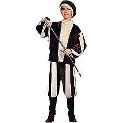 - Childs Renaissance Prince Halloween Costume (Size: Medium 8-10)