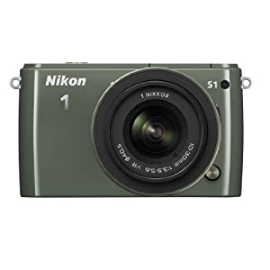 Nikon ミラーレス一眼カメラ Nikon 1 (ニコンワン) S1 N1S1